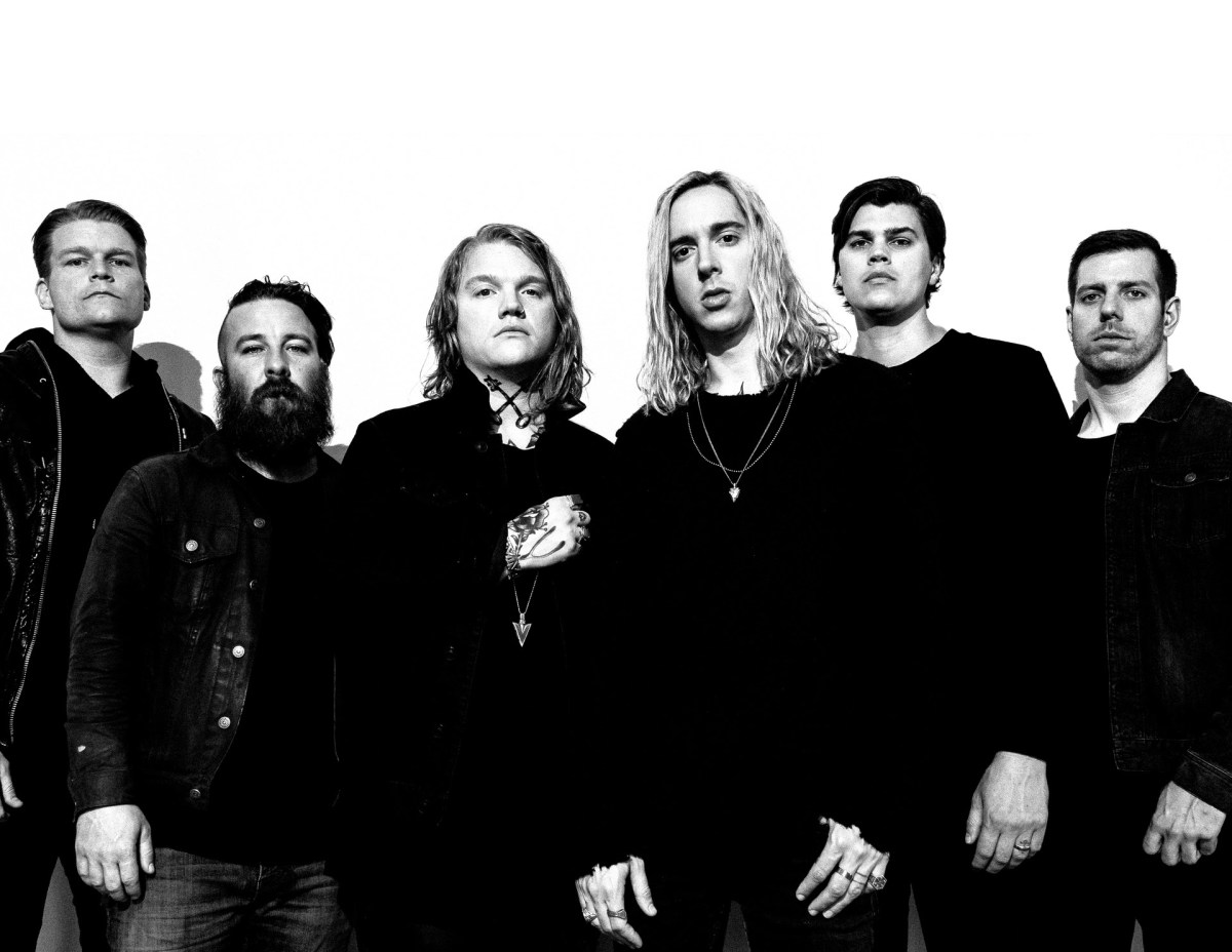UNDERØATH RETURN WITH ERASE ME (APRIL 6, FEARLESS RECORDS), ​​​​​​​THE BAND'S FIRST NEW ALBUM IN 8 YEARS
