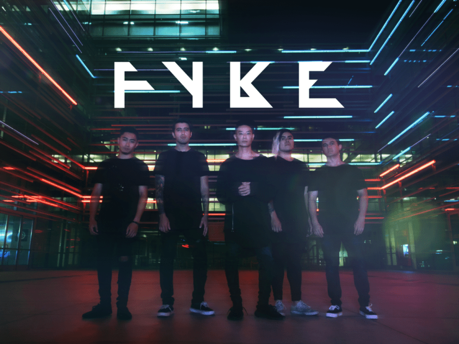 "With Their Music Video ""Awake"" Fyke Continues To Bring Their Message - Check out our interview with the band here!"