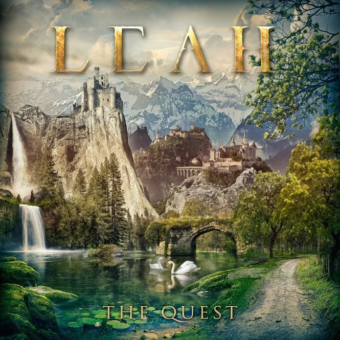"Celtic Vocalist LEAH to Release New Symphonic Fantasy Metal Album, ""The Quest"", this Year + IndieGoGo Campaign Live Now!"