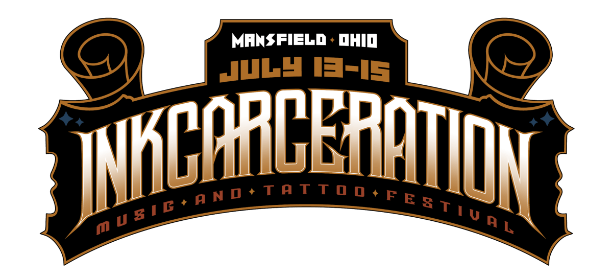 Preview of INKCARCERATION Music and Tattoo Festival in Mansfied, Ohio July 13-15