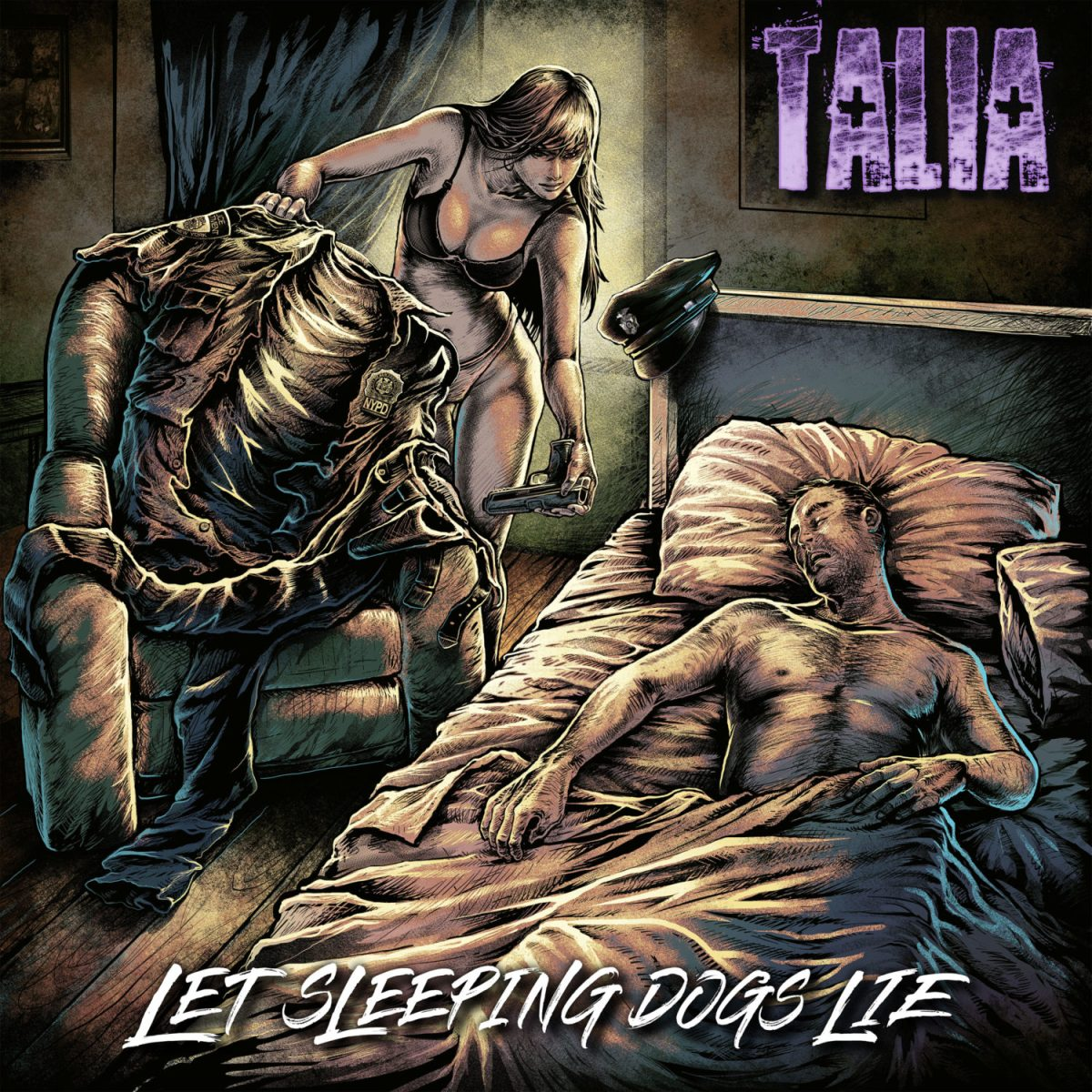 "Check out our review of Talia's ""Let Sleeping Dogs Lie"""