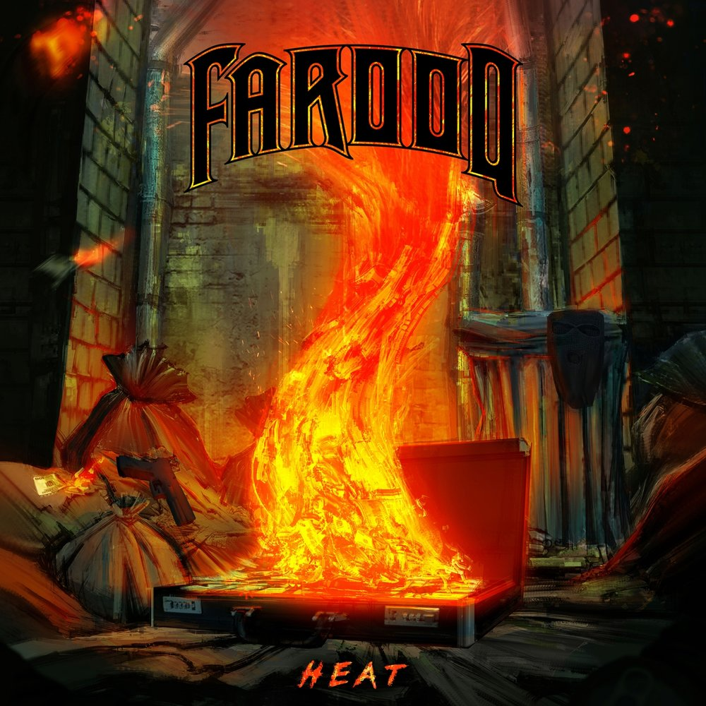 "FAROOQ's upcoming album ""HEAT"" will drop on August 24th! Check out our review of this killer album!"