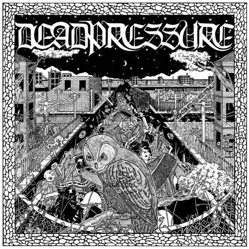DEADPRESSURE: San Jose Grind/Punk Trio To Release Self-Titled Full-Length Via Carbonized Records/Ogre Vinyl; New Track Streaming + Preorders Available