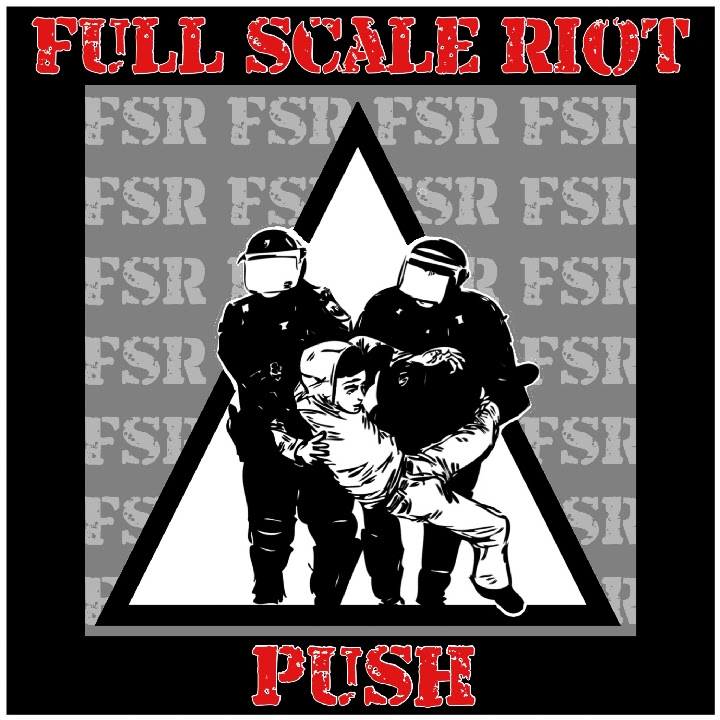 "FULL SCALE RIOT: NYC-Area Hardcore Act Releases ""Push"" Single Via Bandcamp; No Echo Debuts Official Video"