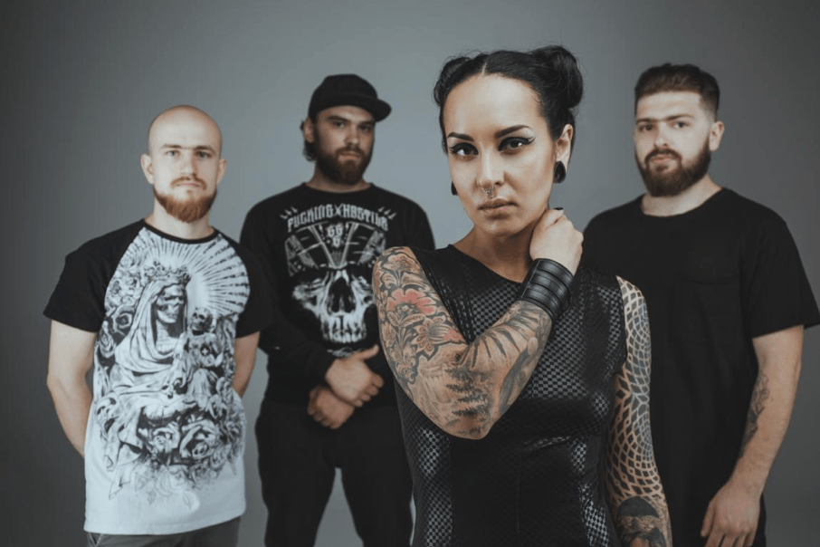 JINJER Announce All Details Of Upcoming 5-Track EP Micro!