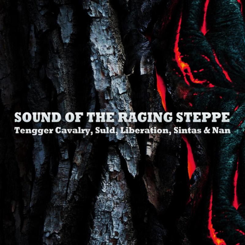 "Nomadic Metal Compilation, ""Sound of the Raging Steppe"", Streaming in Full Now!"