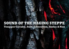 """Nomadic Metal Compilation, """"Sound of the Raging Steppe"""", Streaming in Full Now!"""