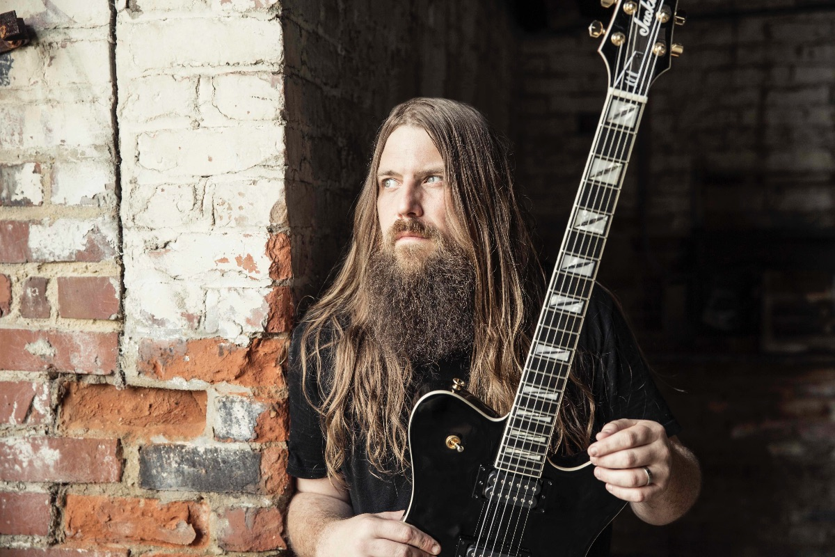 "Mark Morton Announces Collaborative Project + ""Anesthetic"" Out In March, Drops New Song — LISTEN!"