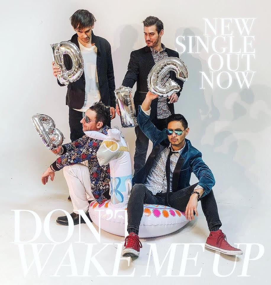 "Don't Believe In Ghosts Release New Single ""Don't Wake Me Up"" TODAY!"