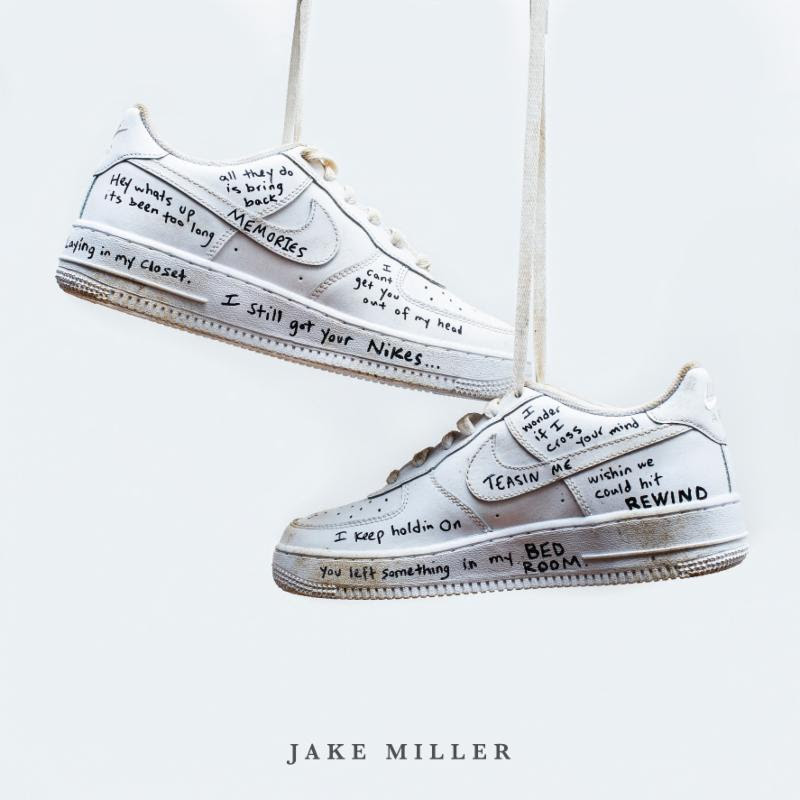 "Jake Miller Drops ""NIKES"" :: EP out 3/29"