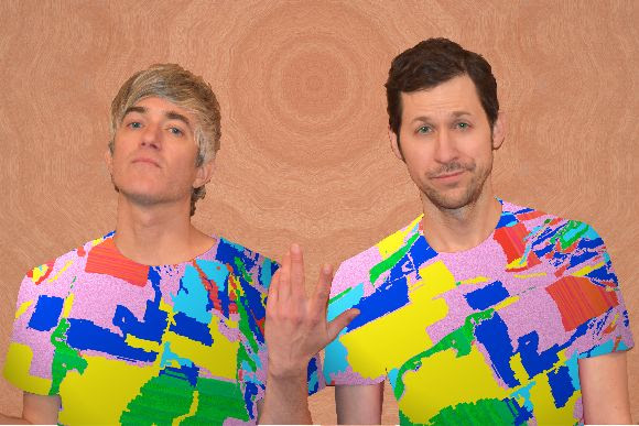 "WE ARE SCIENTISTS Release ""Give It Up"" - MEGAPLEX DELUXE out April 19th"