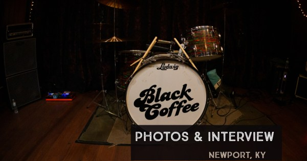 Interview & Photographs of Black Coffee performing in Newport, KY