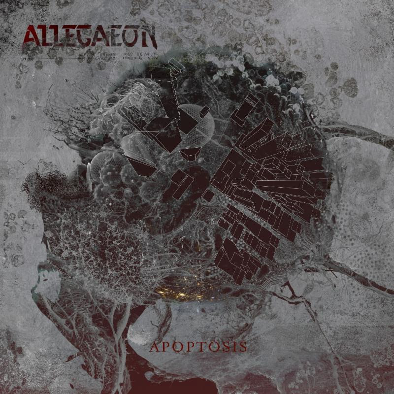 "Review of Allegaeon's latest - ""Apoptosis"" - Released 4/19/2019 on Metal Blade Records"