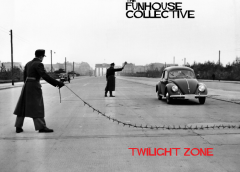 "Post-Punk Band THE FUNHOUSE COLLECTIVE Unleashes Cover Of GOLDEN EARRING's ""Twilight Zone"""