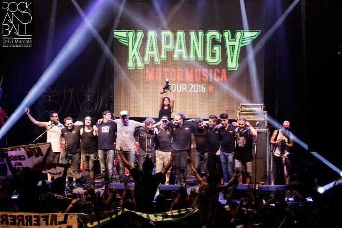 Kapanga y otro año intenso.