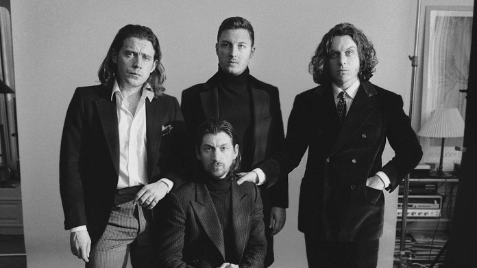 Arctic Monkeys 2018