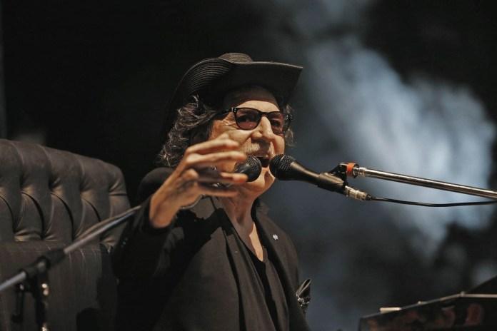 Charly García vuelve al Gran Rex con