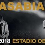 Kasabian en Obras