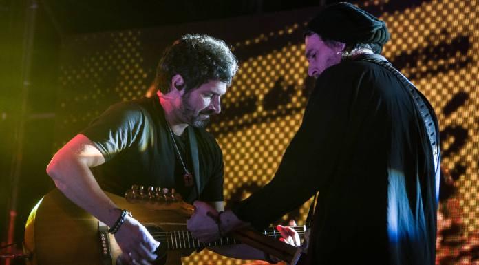 Los Caballeros de la Quema en su primer concierto en La Plata