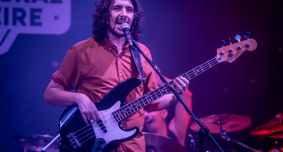 Marcos Salazar: Canciones del living de casa (Fernando García)