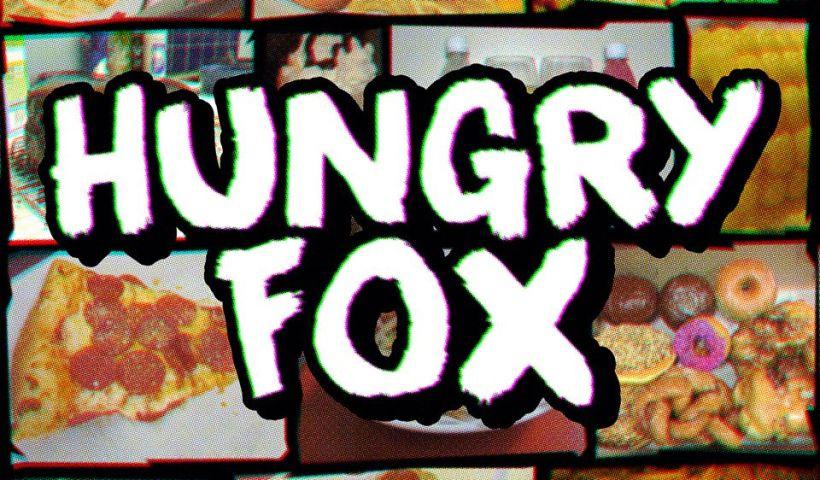 Portada del EP Hungry Fox de Alex Nozop