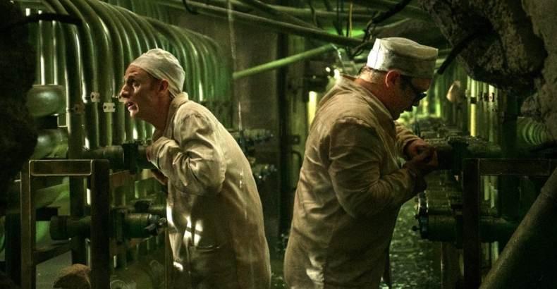 Escena de la serie de HBO Chernobyl