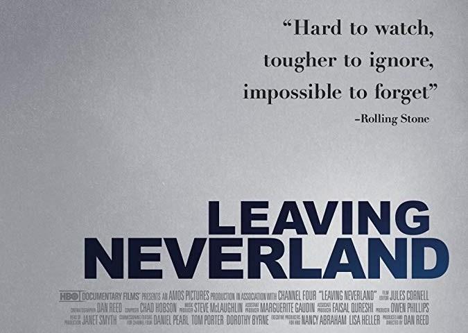 Leaving neverland documental michael jackson