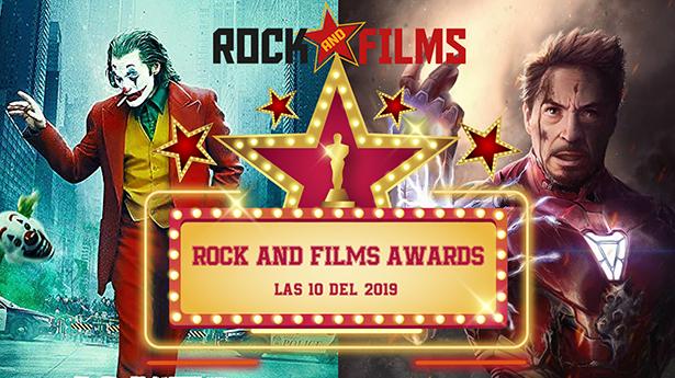 Mejores películas de 2019 para Rock and Films