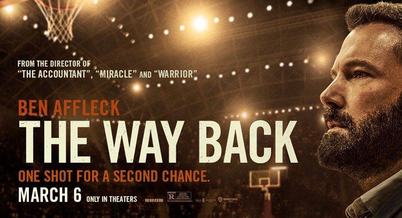 Póster de The Way Back
