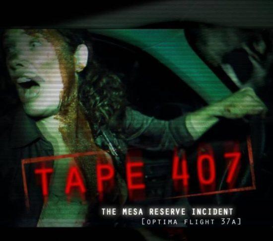 Póster de Tape 407