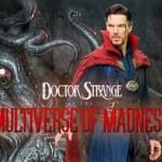 Doctor strange y el multiverso de la locura