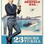 poster Jerry Seinfeld 23 Hours to Kill