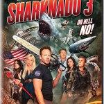 poster Sharknado 3