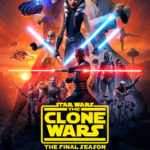 poster the clone wars estrenos