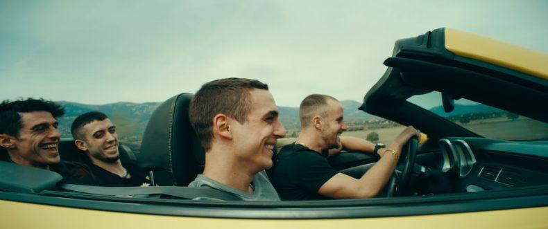 Fotograma de la película hasta el cielo