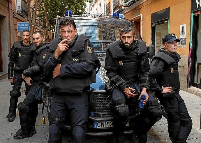 Imagen de 'Antidisturbios'