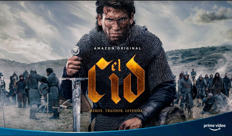 Poster promocional de El Cid