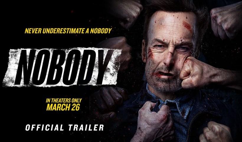 """Poster de la película Nadie """"nobody"""" de 2021"""