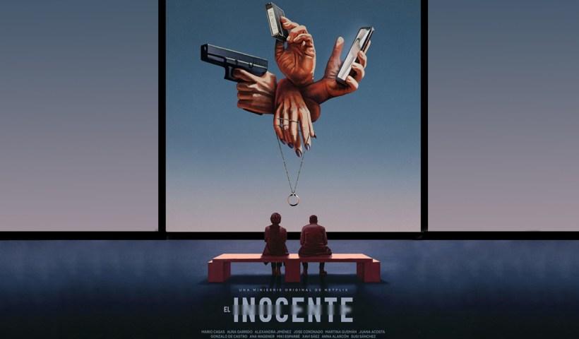 Poster modificado de El Inocente de Netflix 2021