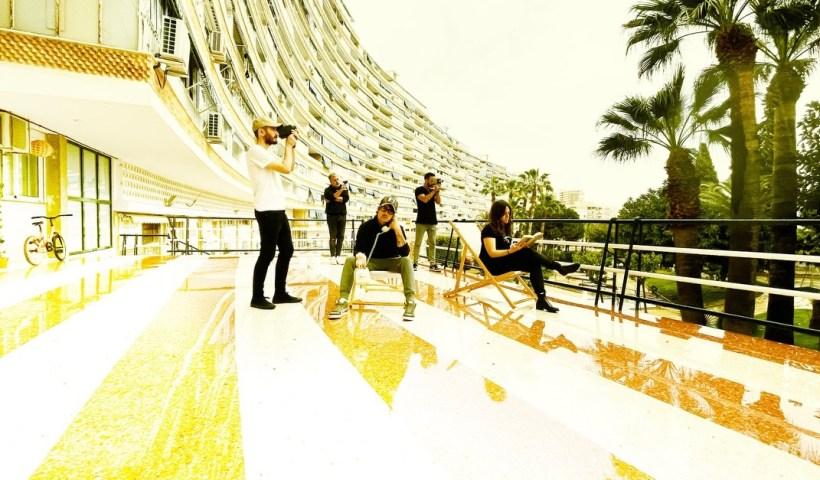 La Jetée grupo Alicante rock