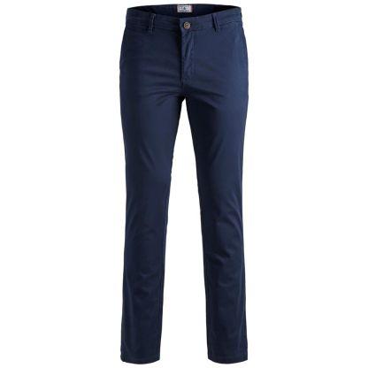 pantalon chino bowie navy blazer