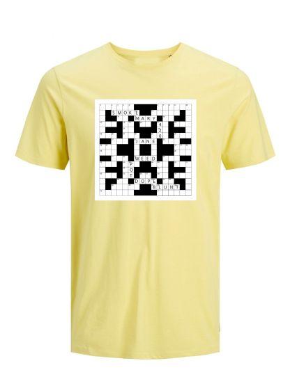 camiseta crucigrama 420
