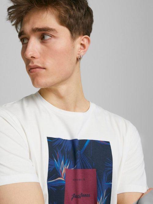 camiseta florall print