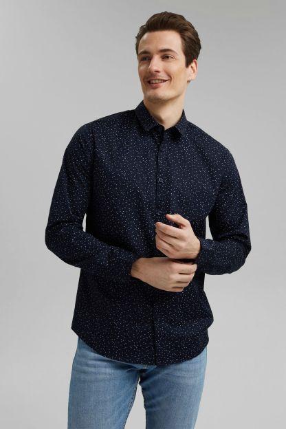 camisa estampada con coolmax