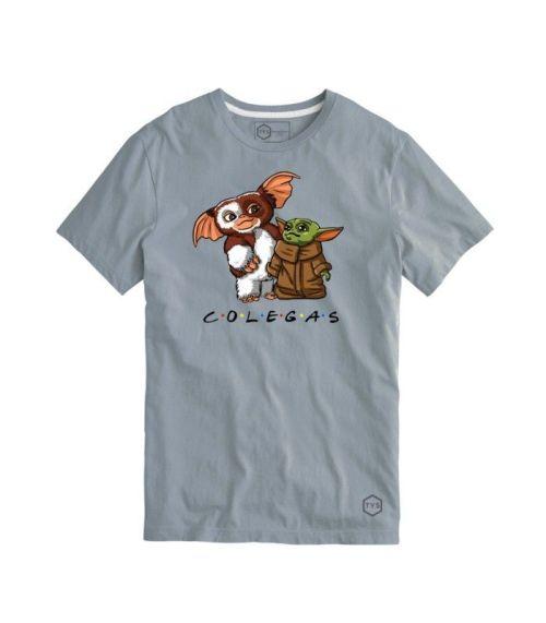 camiseta colegas