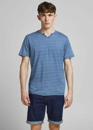 camiseta blu prince split