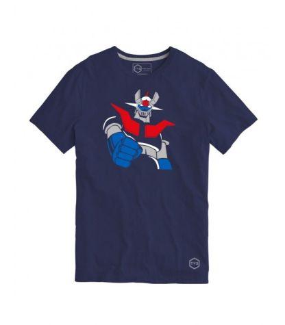 camiseta mazinger puños