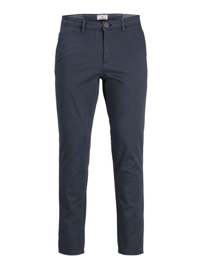 PANTALÓN CHINO BOWIE HOUNDSTOOTH