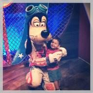 MJ meets Goofy