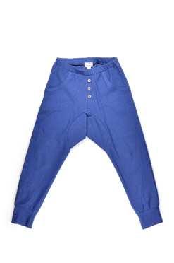Blue sunset unisex harem pants for kid, toddler, boy, girl, baby